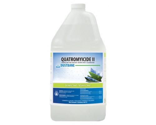 Quatromyicide II - Désinfectant et assainisseur - 5 Litres