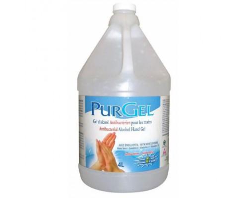PurGel / Gel Antibactérien 4 Litres