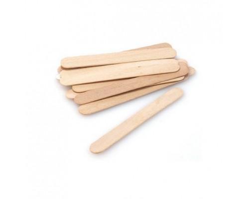 Bâtonnet, spatule à cire (Petit) Pqt 100
