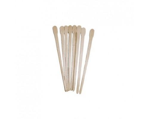 Bâtonnet, spatule à cire (X-Petit) Pqt 100