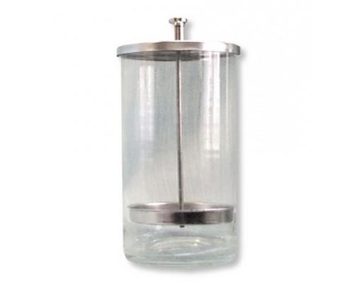 Bocal pour stérilisation en verre