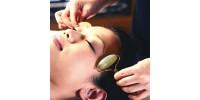 Rouleaux de massage en pierre de Jade