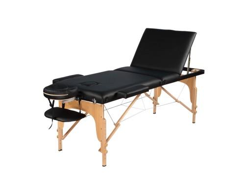 Table de Massage PortativeenBois