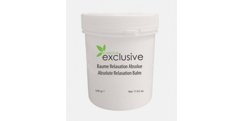 Baume Relaxation Absolue