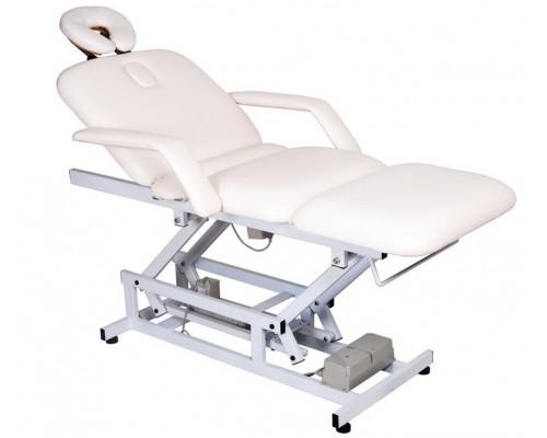 Lectrique fauteuils esth tique et spa distribution soltec - Lit de massage electrique ...
