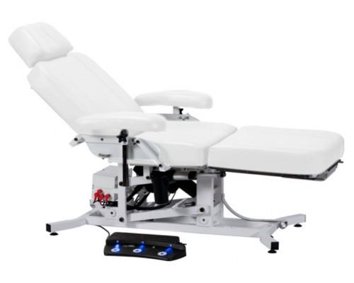 Fauteuil de soins Électrique Ultra-Confort Podiatrique d'Équipro