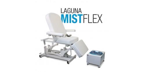 Fauteuil / Table de soins Électrique LAGUNA MIST FLEX